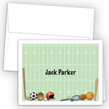Sports Note Card1