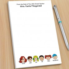 Teacher Note Pads - Large