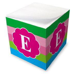 Monogram Memo Cubes