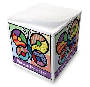 Pop Art Memo Cubes
