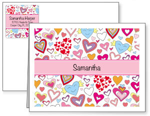 Artistic Note Card Sets