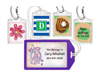 Luggage & Mini Bag Tags