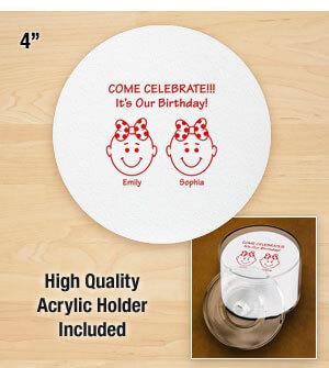 Caricature Coasters