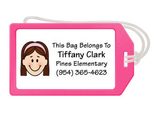 Luggage Tags For Kids