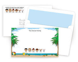 Family Correspondence Card Sets
