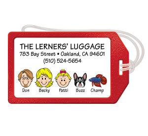 Luggage & Bag Tags