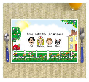 Family Table Placemats