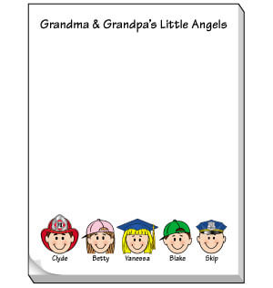 Grandparents Note Pads