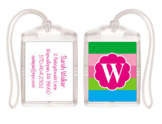 Monogram Mini Bag Tags & More