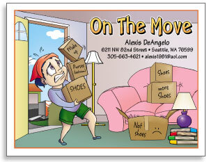 Moving Cards for Individuals
