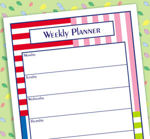 Planners & Organizers