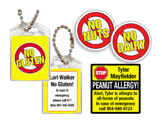 Allergy Alert Products