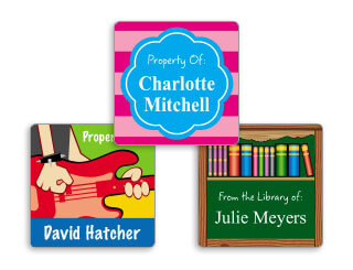 Property ID & Book Labels