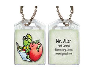 Mini Bag Tags
