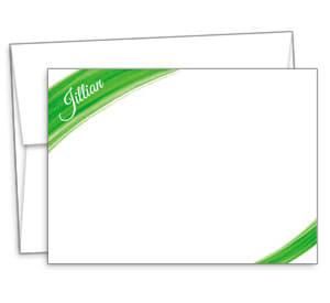 Watercolor Correspondence Cards